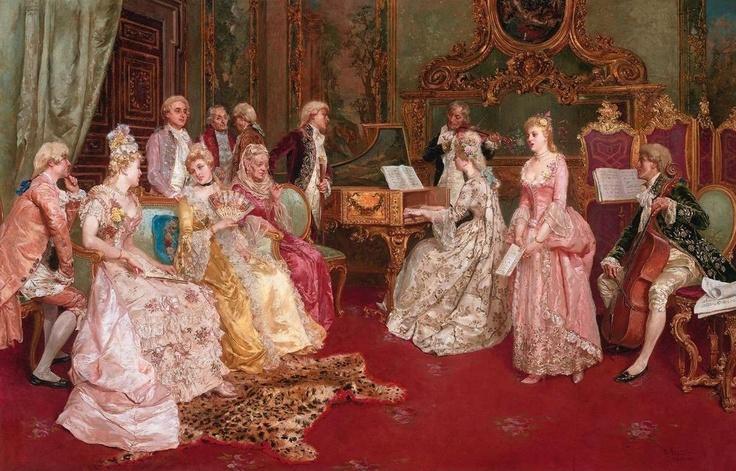 Mid Century recital