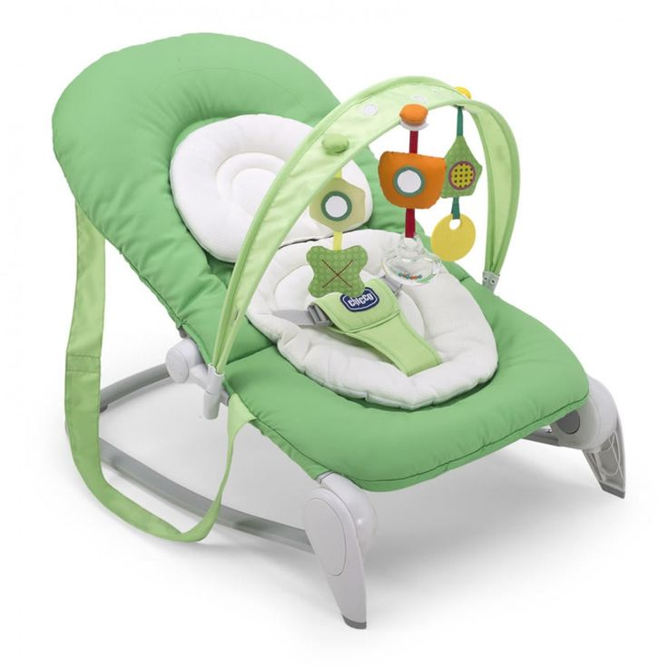 Chicco Hoopla Baby Rocker - Greenland
