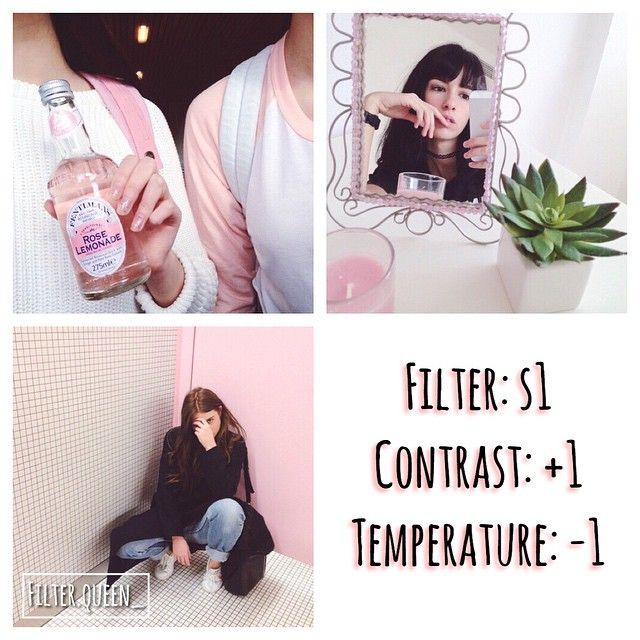 Instagram media by filter.queen_ - clear filter - ✺looks best with: selfies & nature pics - ✺free alternative: no filter contrast:-2 fade:+2 temperature:-1