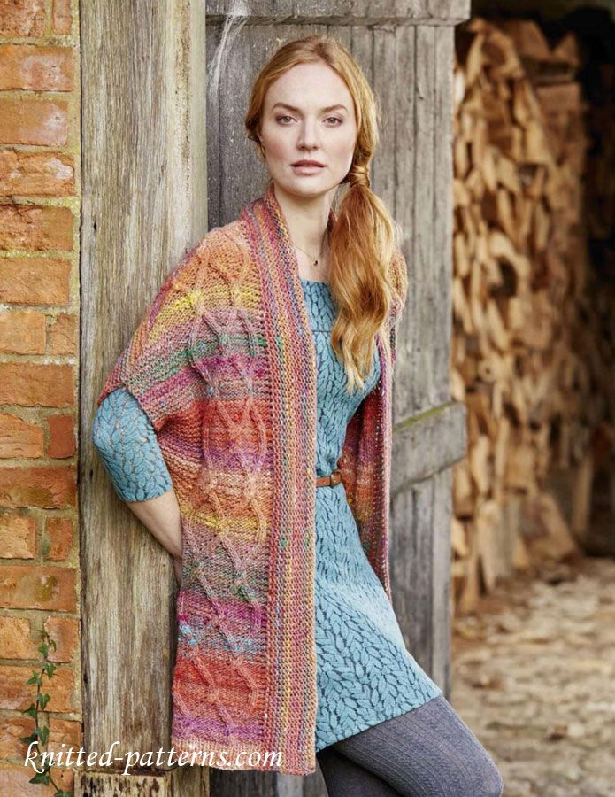 Best 578 CARDIGANS AND VESTS KNITTING PATTERN ideas on Pinterest ...