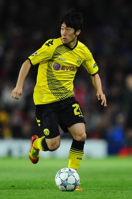 Shinji Kagawa - Borussia Dortmund and the Japanese national football team