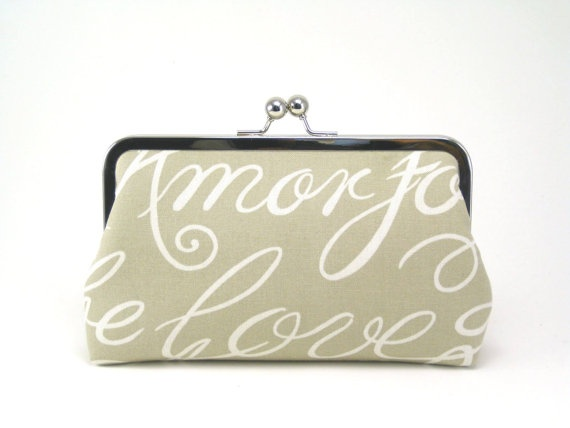 Love Letters Clutch