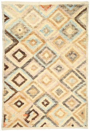 Barchi / Moroccan Berber Carpet 187x275