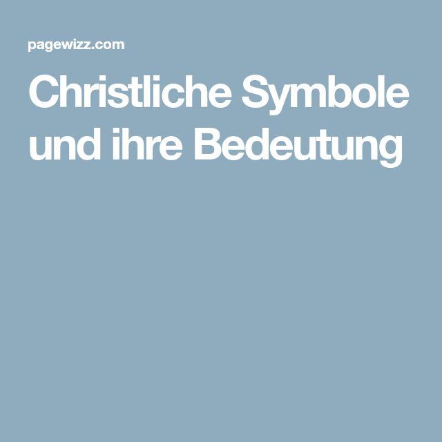 die besten 25 christliche symbole ideen auf pinterest christliche t towierungen glaubens. Black Bedroom Furniture Sets. Home Design Ideas