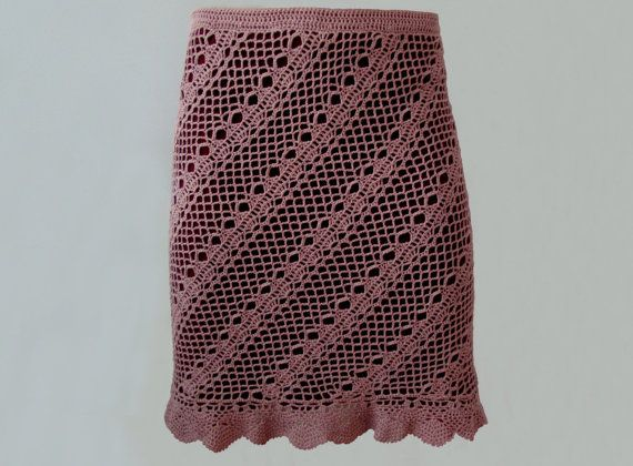 Crochet skirt PATTERN detailed TUTORIAL for by CONCEPTcreative
