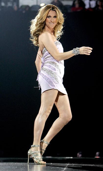 A life in the spotlight: 47 photos of Canadian megastar Celine Dion - HELLO! Canada
