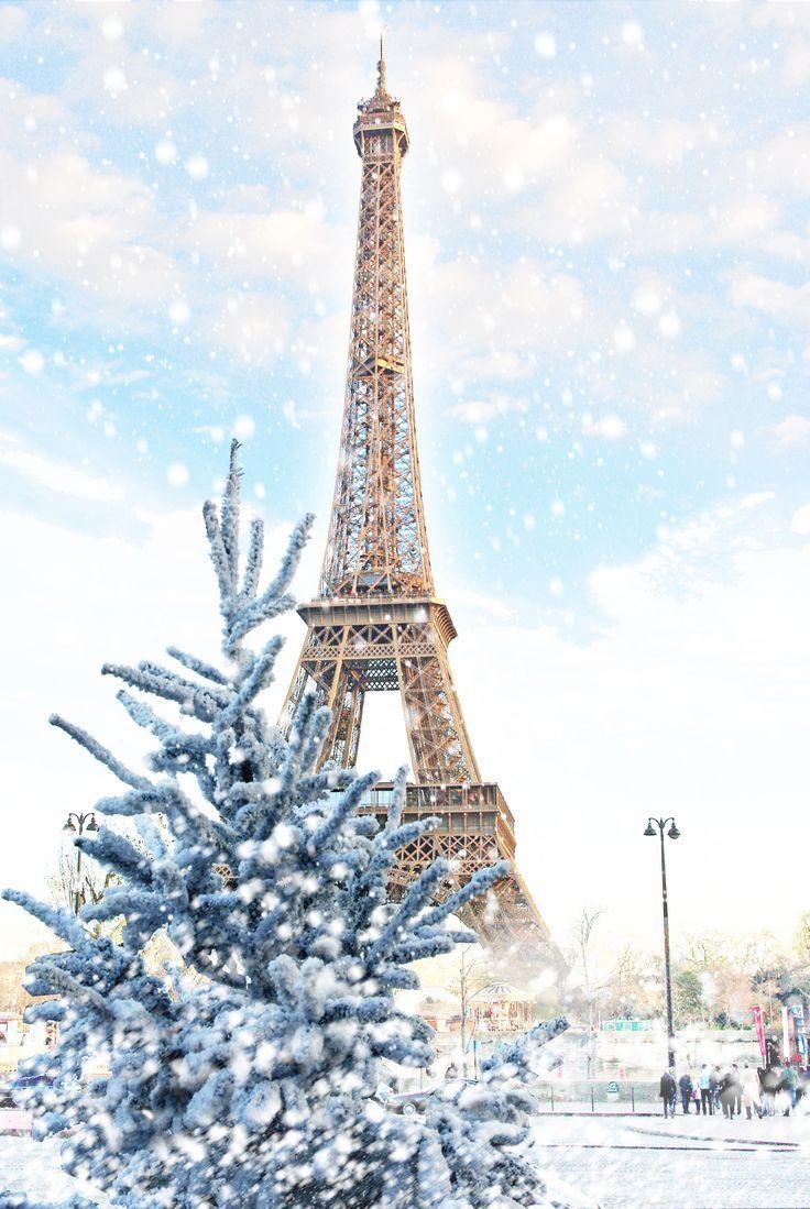 Alles Was Sie Uber Den Winter In Frankreich Wissen Mussen Franzosische Momente In 2020 Eiffelturm Fotografie Pastell Hintergrund Frankreich