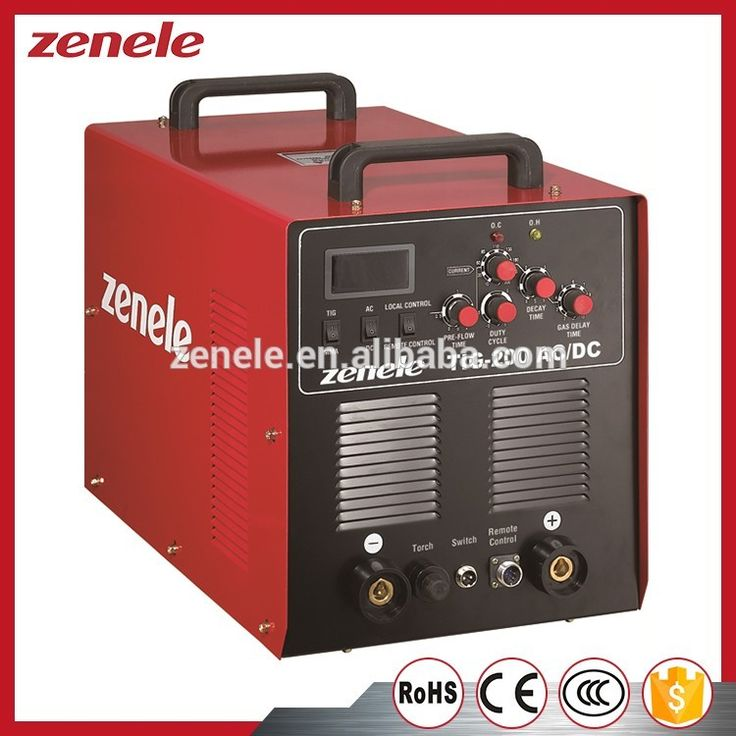 2015 Chinese Big Factory Offer Pulse Inverter Aluminum ac dc tig 200p welding machine/welder with good aftersale service