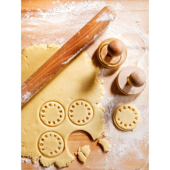 In an age where we buy everything from hot chickens to frozen yoghurt at the supermarket, it can be refreshing to explore the baking aisle and bake some homemade cookies. Take a stand against profit-driven global expansion: bake your own biscuits, mark them with a Cookie Stamper and shout, 'Power to the people!'
