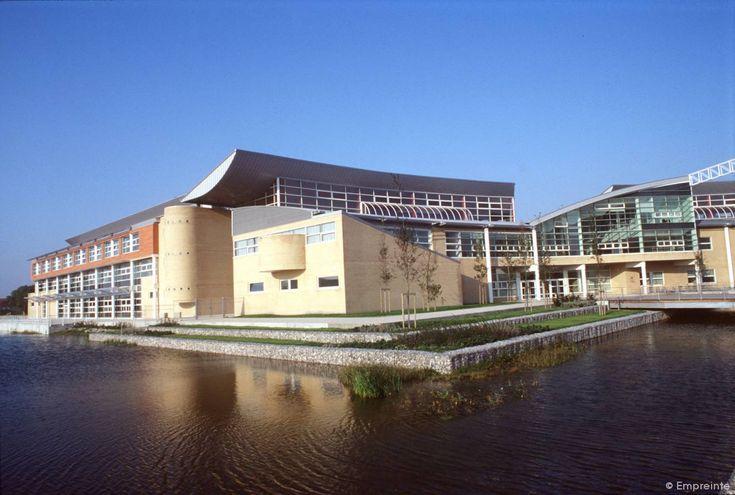 Lycée Léonard de Vinci - Empreinte - Bureau de paysages