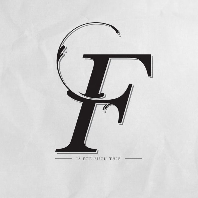 39 Best Fancy F Images On Pinterest Letter F Typography Letters And Alphabet Fonts