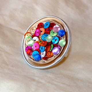 ImaginaTela: Cápsulas de Nespresso
