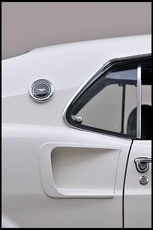 1969 Ford Mustang Boss 429 Fastback  KK #1520, 26,788 Miles