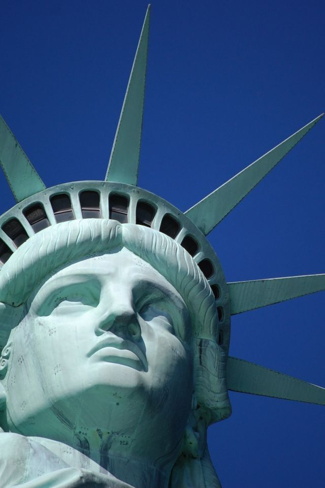 Statue of Liberty National Monument, New York Harbor, New York & New Jersey