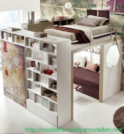 İlginç Modalife Yatak Odası  Dekorasyonları