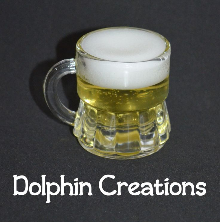 Mini birra soprammobile, by Dolphin Creations - Handmade by Laura, 5,00 € su misshobby.com