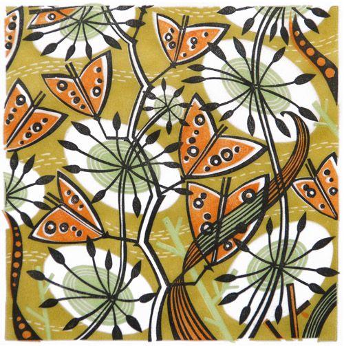 Angie Lewin, Printmaker. Love her work! http://www.angielewin.co.uk/source/shepherds_purse.html