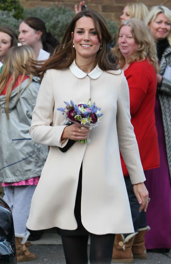 Duchess Of Style! Kate Middleton Voted Best Dressed Pregnant Star By Vanity Fair.