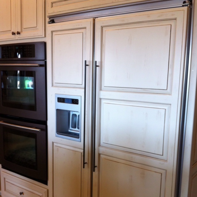 Jenn Air Oil Rubbed Bronze Double Wall Oven And Antiqued