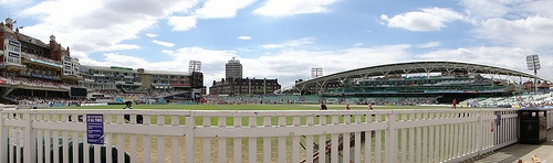 The Oval last ground for ashes