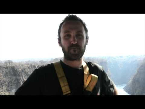 Watch on as our blogger Tom Carr tackles Zimbabwe's infamous Bungee Jump at Victoria Falls. This was the one thing he said he wouldn't do whilst in Africa, after seeing that frightening video of Australian Erin Langworthy who had the same bungee cord snap on her back in 2012. Tom put on a brave face, accepted the challenge and here is the result...