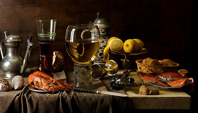 Dutch Still Life by Kevin Best Still Life Photographer