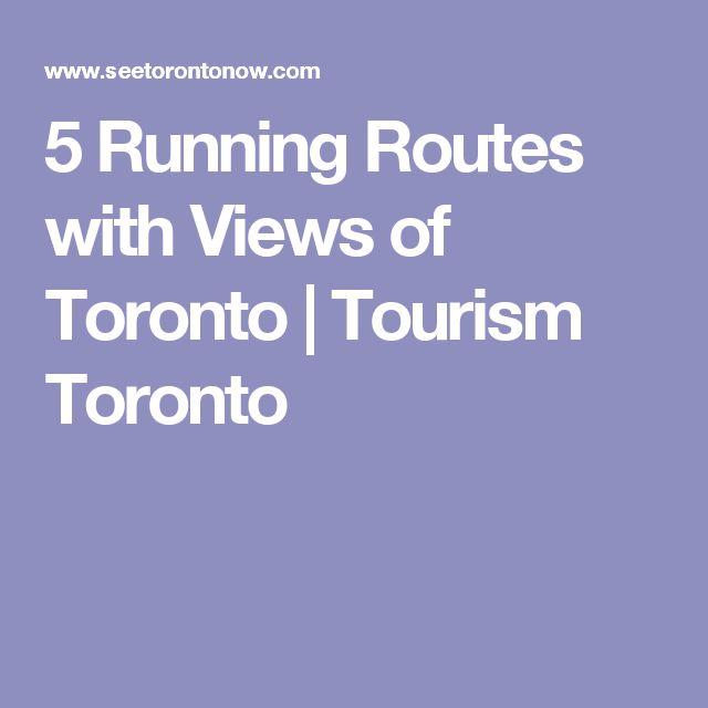 5 Running Routes with Views of Toronto | Tourism Toronto