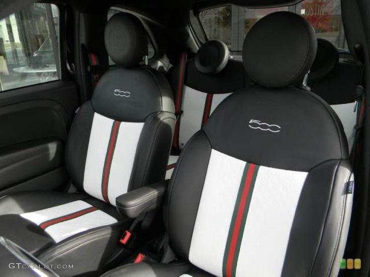 Car Seats In Fiat X