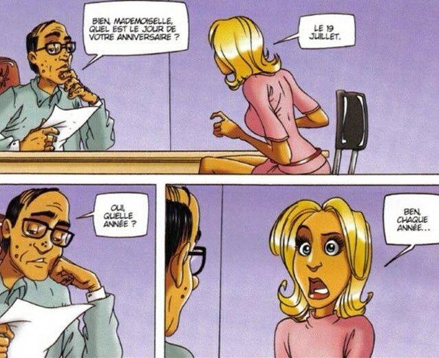 Réponse de Blondes ! http://www.15heures.com/photos/E9y7 #LOL