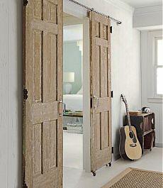 Как сделать раздвижные двери своими руками: 5 шагов - Статьи - Недвижимость@Mail.Ru
