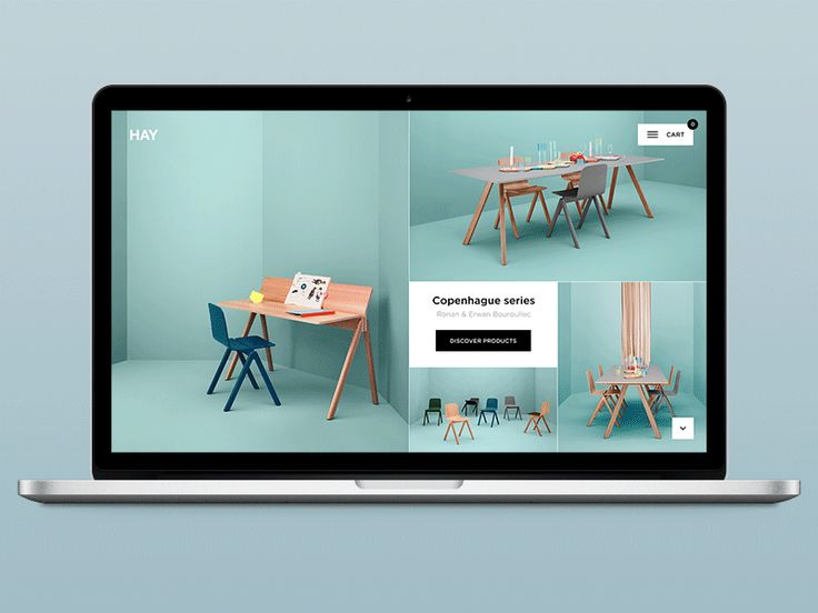 Gallery: Cool & Modern Web Designs | From up North