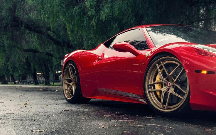 Klassen iD Ferrari 458 Italia 2