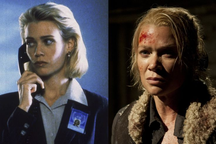 Before playing Andrea on The Walking Dead, Laurie Holden played a different backstabbing covert agent with a thing for bad boys – Marita Covarrubias on The X-Files.
