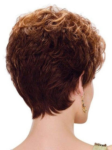 Sensational 1000 Images About Short Curly Hair Styles For Barb On Pinterest Short Hairstyles Gunalazisus