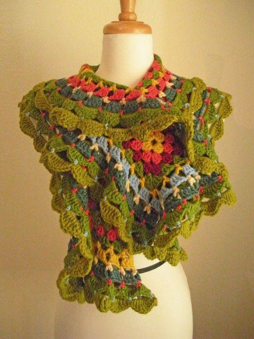 artesanías de primavera: Patrón, láminas de colores, patrones libres del ganchillo hecho a mano | hacer, crochet, artesanal