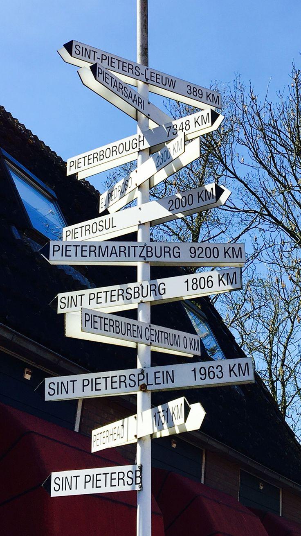 ♥ Pieterpad etappe 1: Pieterburen - Winsum (Pieterburen)