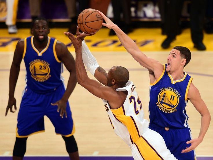 Kobe Bryant vs. Klay Thompson