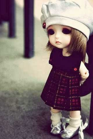 Cute Barbie Doll Dp For Girls On Sad Barbie Doll Wallpapers Source
