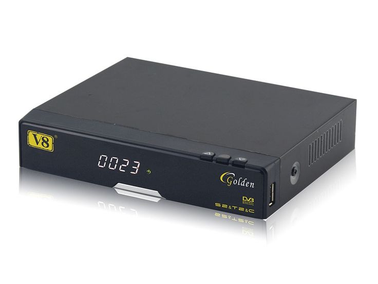 (65.00$)  Watch more here - http://aijvq.worlditems.win/all/product.php?id=32797703054 - Support WEB TV/IPTV/Youtube/Youporn/Redtube dvb-s2+t2+c satellite receiver freesat v8 golden set top box