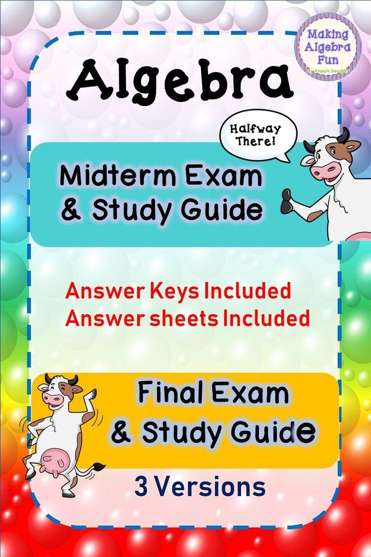 Algebra 1 Curriculum Guide