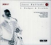 Johnny Hodges & Friends [CD], 14291555