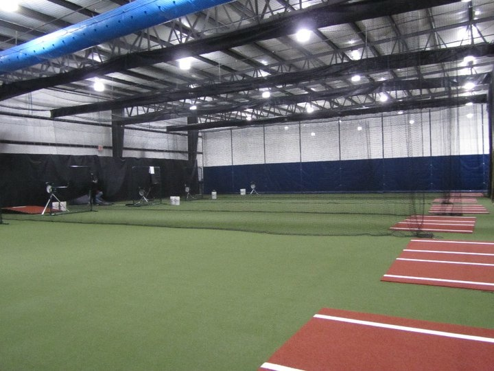 17 best images about indoor batting cage on pinterest - Southern home designs russellville ky ...