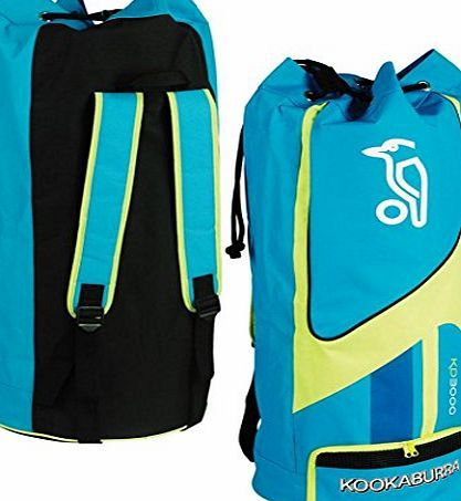 Kookaburra Club Level Cricket Equipment Storage Kd3000 Tiecord Padded Duffle Bag <br/><br/><br/><br/> (Barcode EAN = 5057033341704). http://www.comparestoreprices.co.uk/december-2016-week-1/kookaburra-club-level-cricket-equipment-storage-kd3000-tiecord-padded-duffle-bag.asp