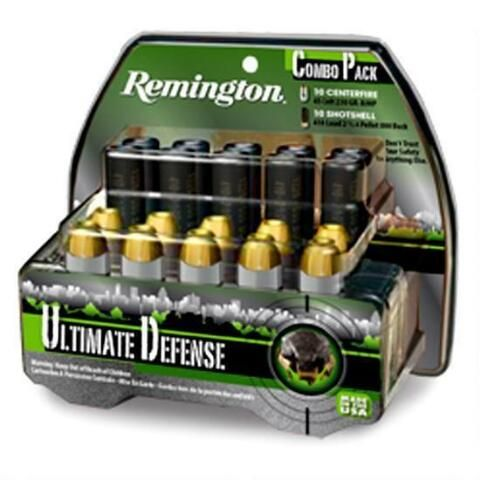 Are you a #Taurus Judge owner? Get a Ultimate Defense Ammo pack of .410 Bore/.45 Long Colt from Remington for $29.15.