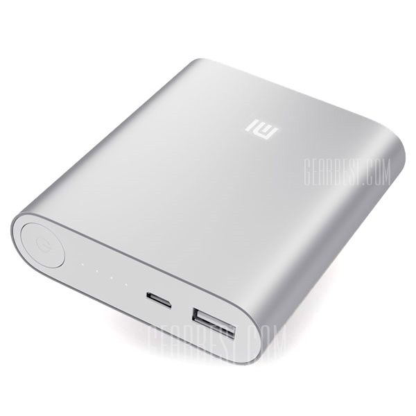 Xiaomi 10400mAh Power Bank, Special Price from Gearbest - Mobiles-Coupons