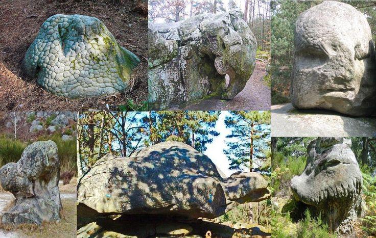 Древние камни. Каменные великаны сумеры. Мегалитический комплекс