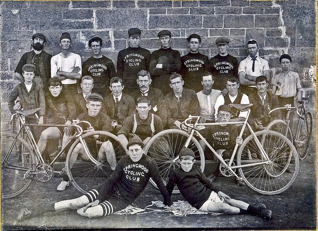 Springwood Cycling Club