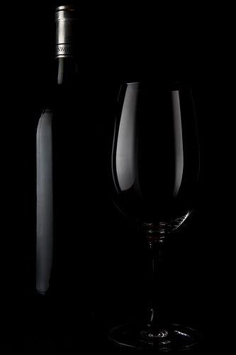 """""""wine,"""" by (matt) via Flickr"""