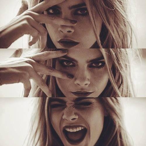 Gotta love this girl ♥