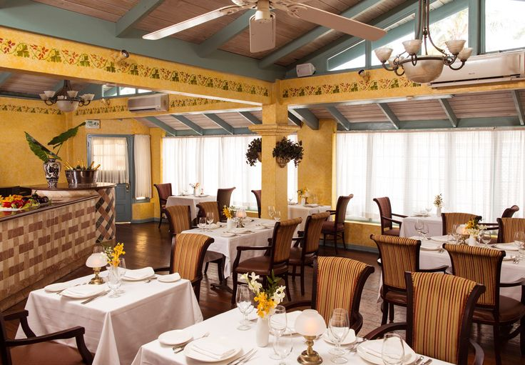 Mario's Restaurant and Sandals Halcyon Beach. | Sandals Resorts | St. Lucia